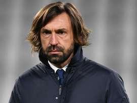 Pirlo : La Juventus doit apprivoiser la pression. GOAL