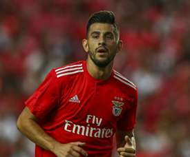 Pizzi has signed a new four year deal at Benfica. GOAL