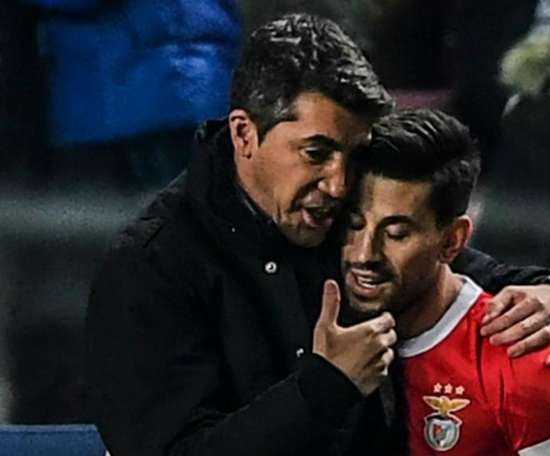 Benfica 'deserved a bit more' after finishing third in Group G, says Pizzi
