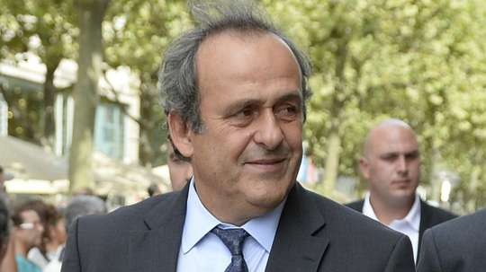 More legal trouble for Michel Platini. AFP