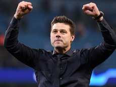 Pochettino's men have done it. GOAL