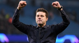 Pochettino admitted the feat has still not sunk in. GOAL