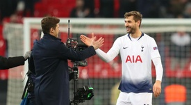 Pochettino delighted with Spurs' second-half reaction