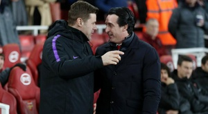 Emery has had his say on the topic. GOAL