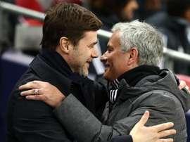 Grateful Pochettino: I love Mourinho. GOAL