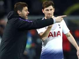 Spurs sack Pochettino: Manager's exit a 'big shock' to Davies