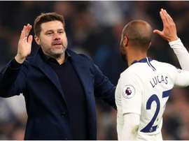 Lucas Moura is not surprised that Spurs have made the UCL semis. GOAL