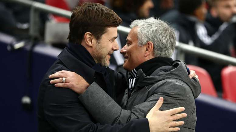 Mourinho hails Pochettino: Spurs will always be Mauricio's home. GOAL