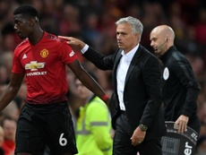 Mourinho 'in the dark' over Pogba's future