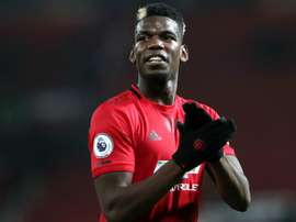 Pogba has ankle cast removed as he steps up Man Utd injury comeback. GOAL