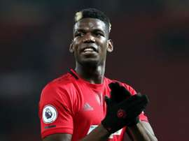 OGS not talking Raiola with Pogba