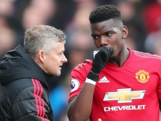 Van Persie tells Pogba and Solskjaer to clarify Man Utd plans with joint interview