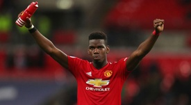 Pogba has hit out at his former manager. GOAL