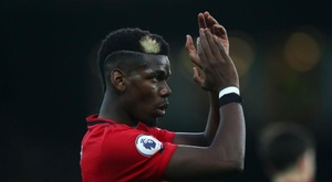 Solskjaer rules out Paul Pogba making a United return soon. GOAL