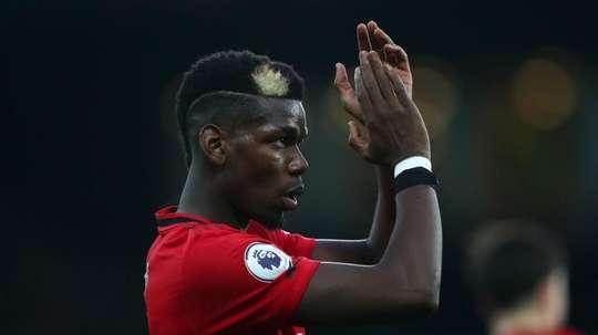 Solskjaer rules out Paul Pogba making a United return soon. GOAL