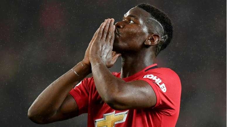 Pogba not ready for Man Utd return against Tottenham. GOAL