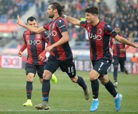 Il Bologna torna all'ultimo. Goal