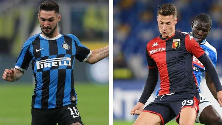 Calciomercato Inter, Politano può andare al Genoa: a Conte piace Pinamonti