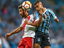 Report: Gremio 1 River Plate 2