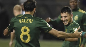 Portland Timbers are through to the finals. GOAL