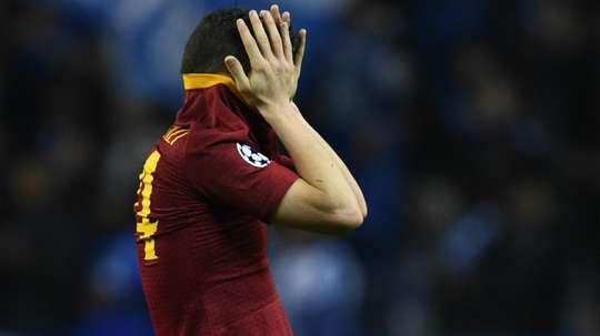 Florenzi salta il Napoli. Goal