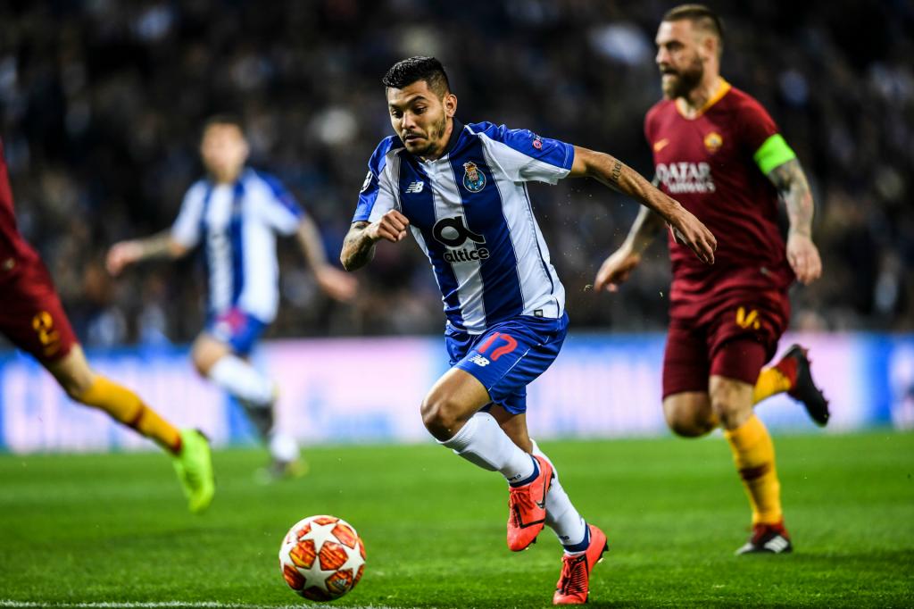Porto et Brahimi en quarts — UEFA CL