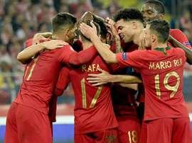 Le Portugal prépare l'après-Ronaldo. Goal