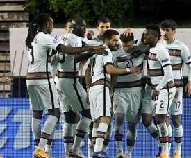 Portugal got a last gasp winner in a 2-3 victory over Croatia. GOAL