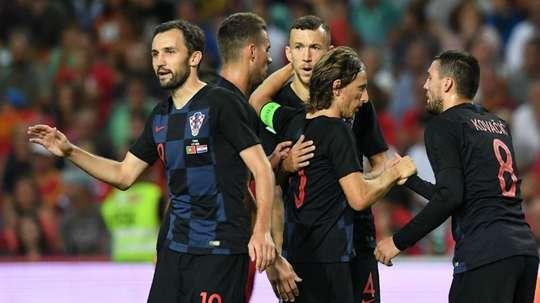 Le Portugal et la Croatie se quittent dos à dos. Goal