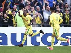 Prejuce Nakoulma, Nantes - Angers, Ligue 1. GOAL