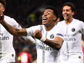 PSG vence o United em Old Trafford e fica com a vantagem. Goal