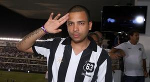 Participante do BBB 21, Projota é torcedor fanático do Santos. Reprodução