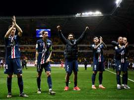 PSG get ASSE in quarter-finals