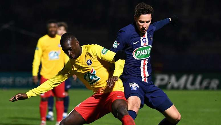 Psg Away To Lorient In Coupe De France Besoccer