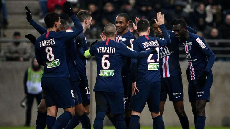 Tuchel content with PSG performance
