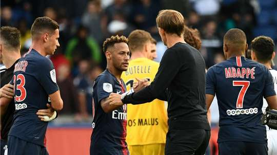 PSG have got to improve in midfield and defence for next season. GOAL