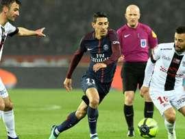 Les réactions de ce PSG-Guingamp. Goal