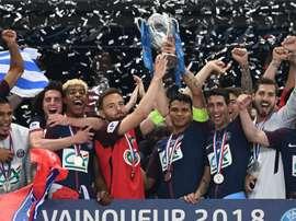 Nouvelle Coupe de Fance pour le PSG. Goal