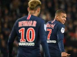 PSG-Lille 2-1: Mbappè e Neymar, 12esima vittoria consecutiva
