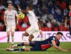 Paris gagne son premier match. AFP