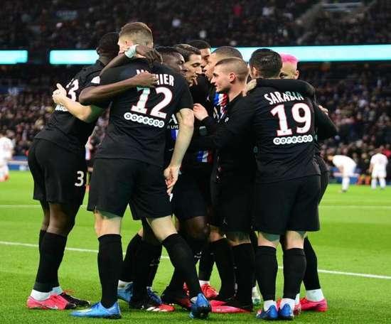 Le PSG surclasse Montpellier. Goal