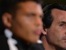 Emery 'punge' Thiago Silva: 'Al PSG non usciva dalla comfort zone'. Goal