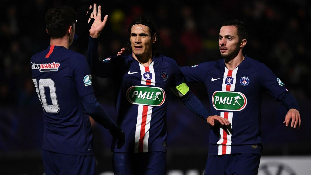Cavani makes Manchester United transfer decision