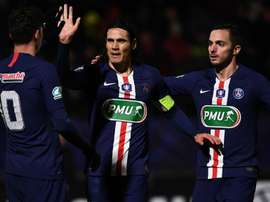 Tuchel applauds PSG's professionalism in easy win. AFP