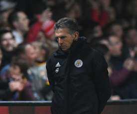 No excuses from Leicester City boss Puel after humiliating FA Cup exit.