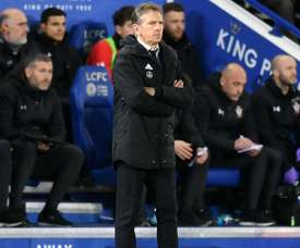 Puel is calm amid growing frustration at the King Power. GOAL