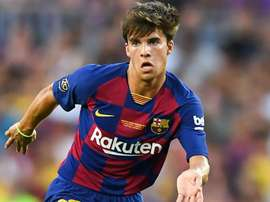 Puig absent from Barca B squad. GOAL