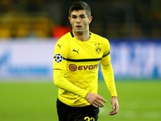 Sarri 'didn't know anything' about Pulisic deal.