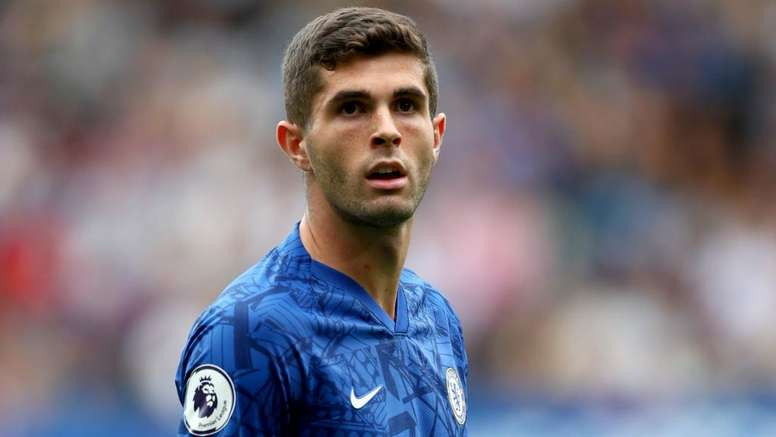 Lampard calls for calm over Pulisic