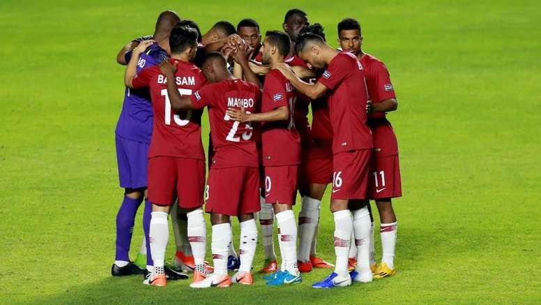 Qatar are not in Brazil to make up the numbers. GOAL